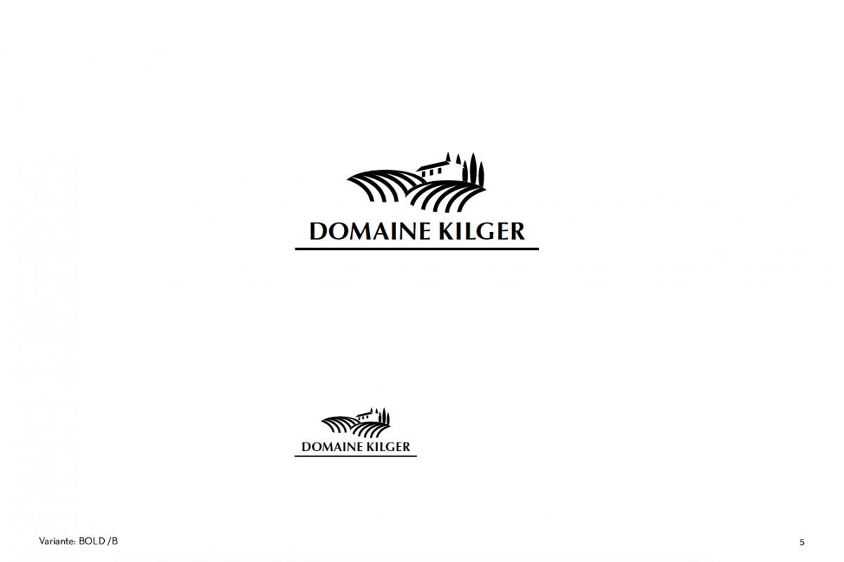 Logoentwurf_Domaine_Kilger_