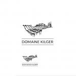 Logoentwurf_Domaine_Kilger_merkenswert_Klaus_Egle_Elisabeth_Egle_1